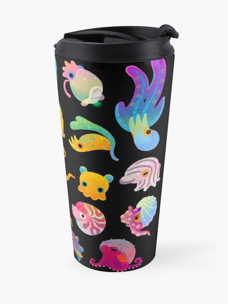 Alternate view of Cephalopod Travel Mug