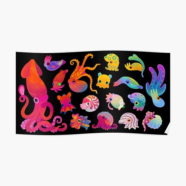 Cephalopod Poster