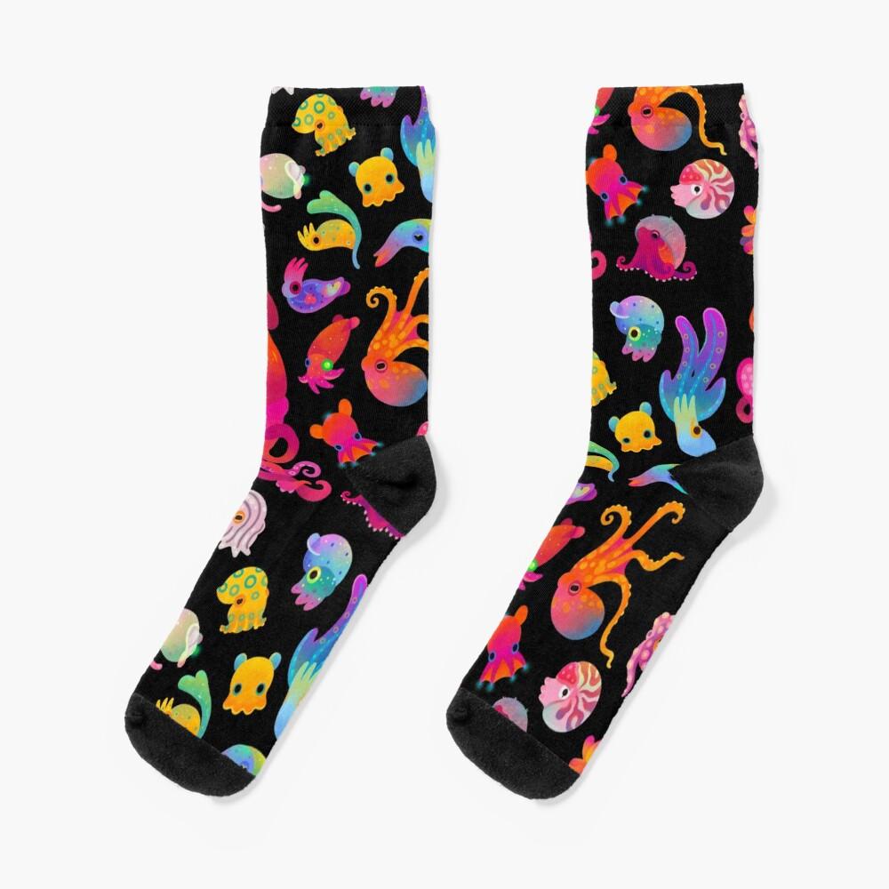 Cephalopod Socks