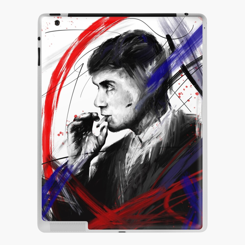 Peaky Blinders Tommy Shelby Inspired Artwork Ipad Case Skin By