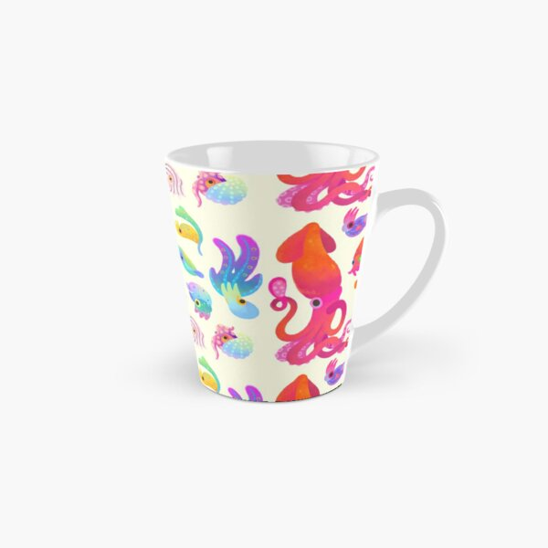 Cephalopod - pastel Tall Mug