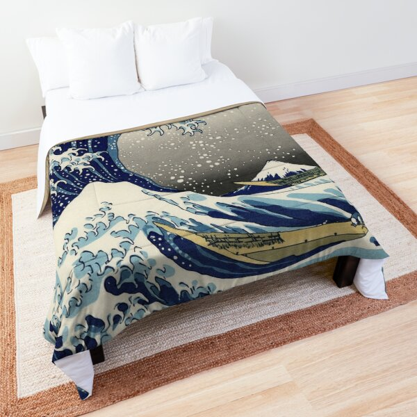The Great Wave off Kanagawa, The Wave Comforter