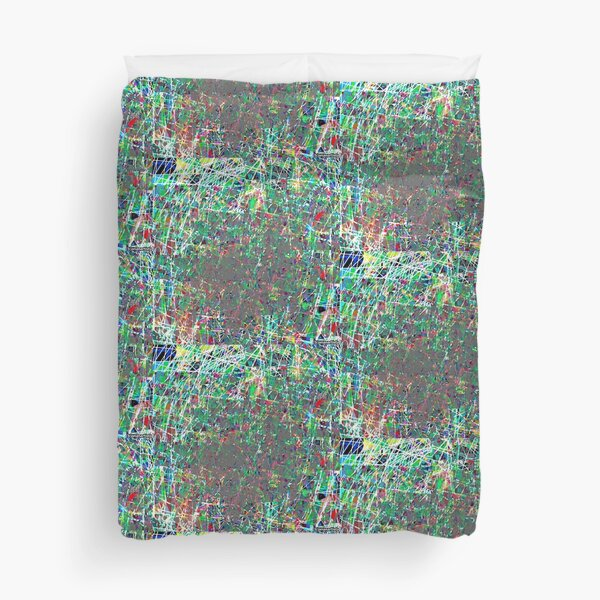 Always craving more (magical abstract art) Duvet Cover
