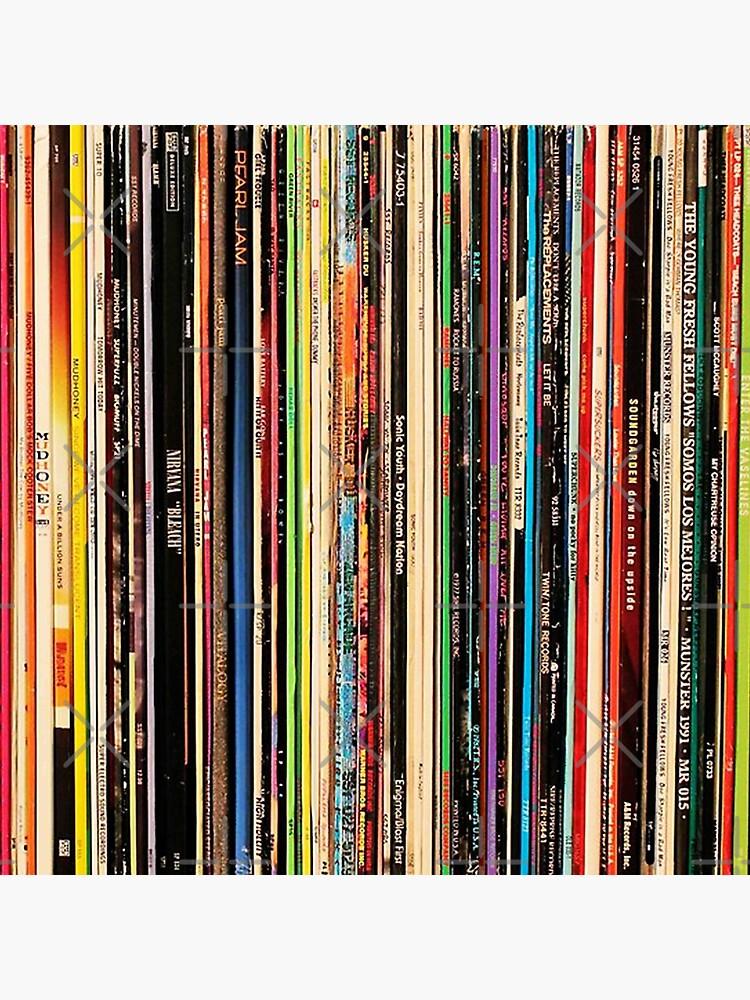 Classic Alternative Rock Records by LarryMedina