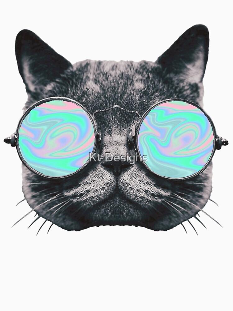 Cat Eye Hologram by katiefarello