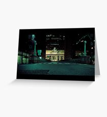 New York City, Grand Central Terminal Greeting Card