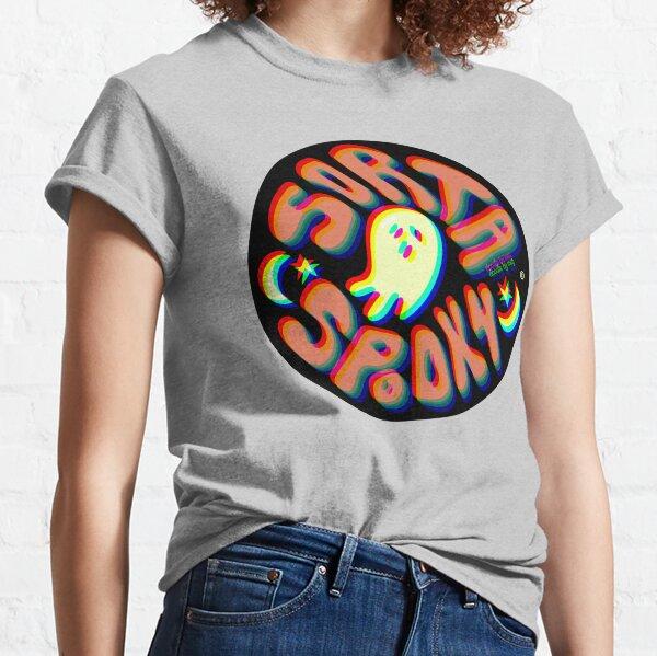 Sorta Spooky © 3D Classic T-Shirt