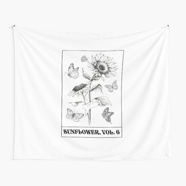 sunflower vol 6 Tapestry