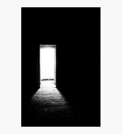 My door is always open Photographic Print