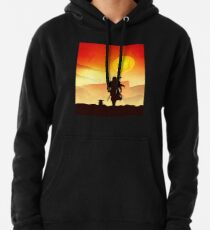 MANDO CLAN OF TWO Pullover Hoodie