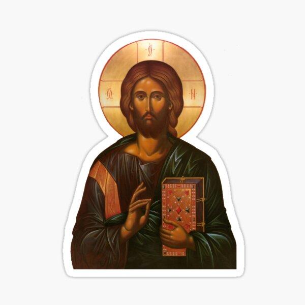 Lord Jesus Christ Sticker