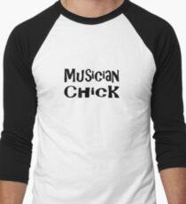 Musician Men's Baseball ¾ T-Shirt