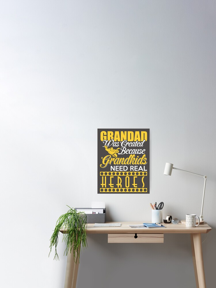 Grandad You/'re Still My Hero But Grandma Thinks You/'re A TW*T Pillow Case