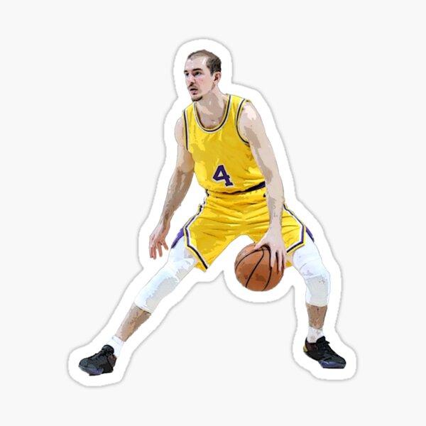 Alex Caruso Sticker