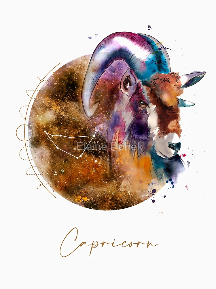 horoscope - Sign Capricorn by Chili-Ice