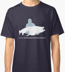 Jeremy Wade with text Classic T-Shirt