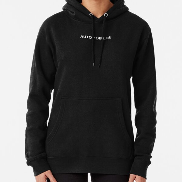 Automobiles Pullover Hoodie