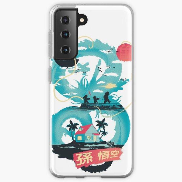 Dragon Landscape Samsung Galaxy Soft Case