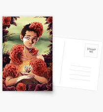 Marigolds Postcards