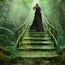 Stairway to Heaven by Smudgers Art