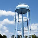 Water Tower by WeeZie