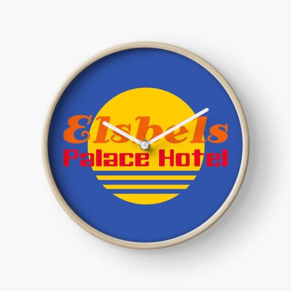 Elsbels Palace Hotel Clock