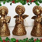 Christmas Angels by DebbieCHayes