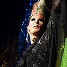 Drag Queen Performer by Dawn Vicazi