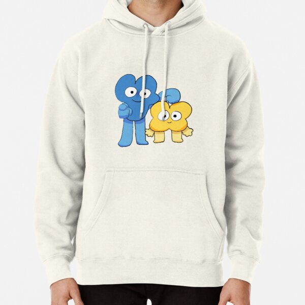 Four and X Pullover Hoodie