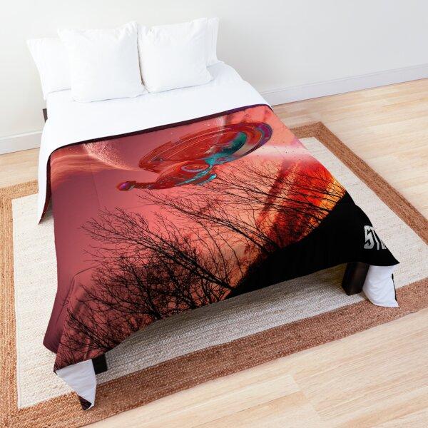 Star Trek, Voyager spaceship Comforter