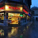 Turkish Sweet Shop by Peter Hammer