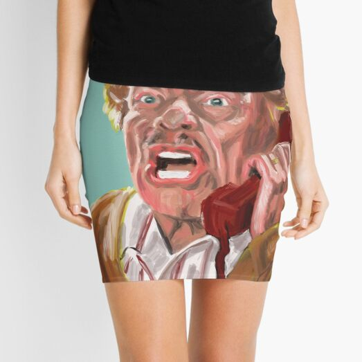 Frank Costanza Mini Skirts Redbubble Your friends with some one for more than six months and hanging out. frank costanza mini skirts redbubble