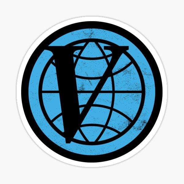 Venture Industries logo — The Venture Bros.  Sticker