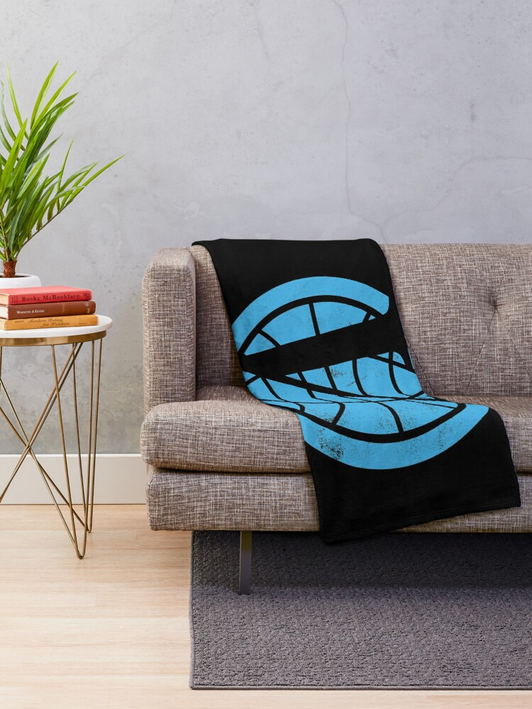 Alternate view of Venture Industries logo — The Venture Bros.  Throw Blanket