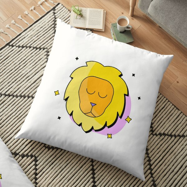 Leo Floor Pillow