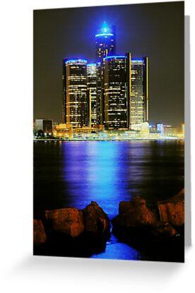 GM Tower by Mark Bolen