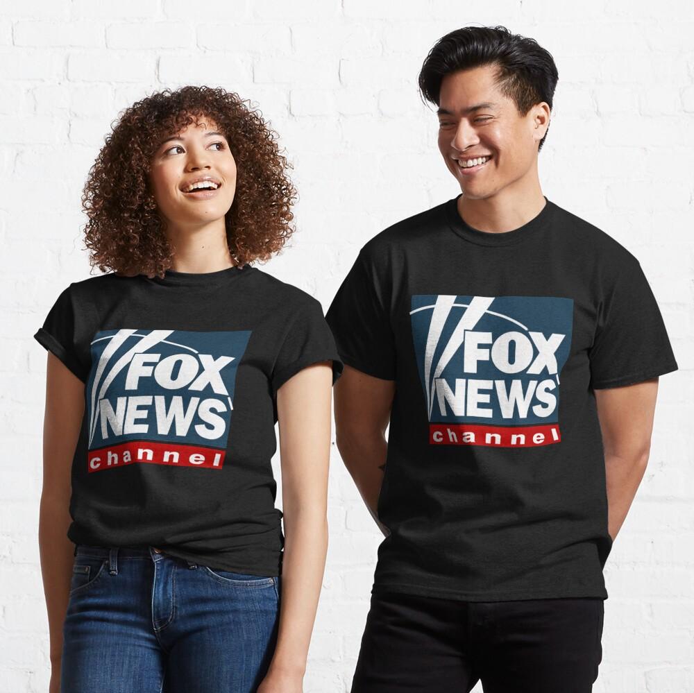 F O X  NEWS Logo Classic T-Shirt