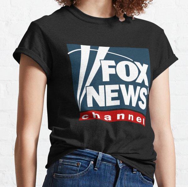 F O X NEWS Logo T-shirt classique