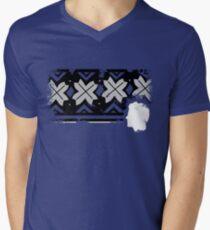 Minion Summer Wear Mens V-Neck T-Shirt
