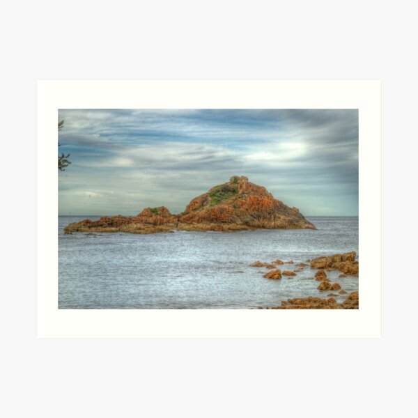Mimosa Rocks National Park, NSW, Australia (HDR) Art Print