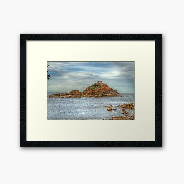 Mimosa Rocks National Park, NSW, Australia (HDR) Framed Art Print