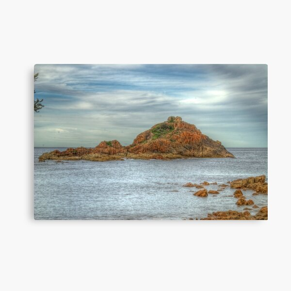 Mimosa Rocks National Park, NSW, Australia (HDR) Canvas Print