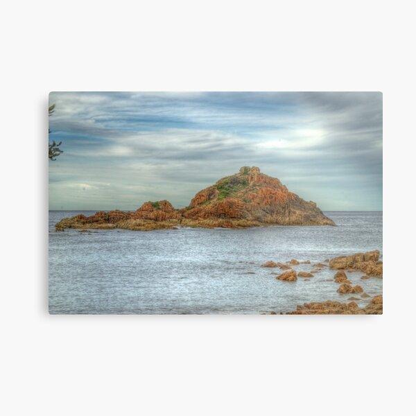 Mimosa Rocks National Park, NSW, Australia (HDR) Metal Print