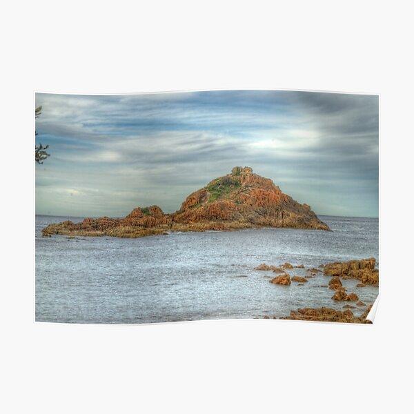 Mimosa Rocks National Park, NSW, Australia (HDR) Poster