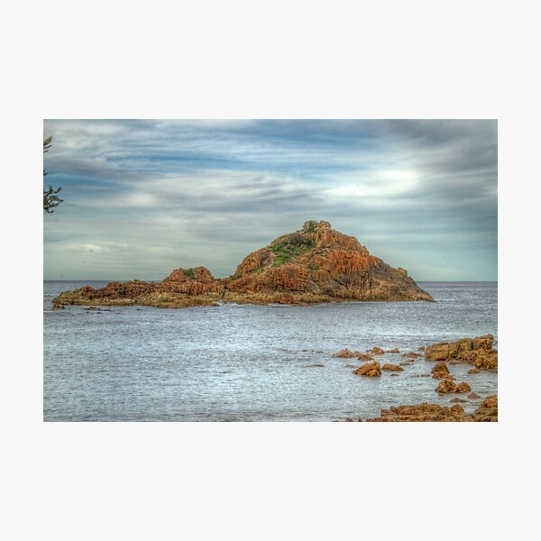 Mimosa Rocks National Park, NSW, Australia (HDR) Photographic Print