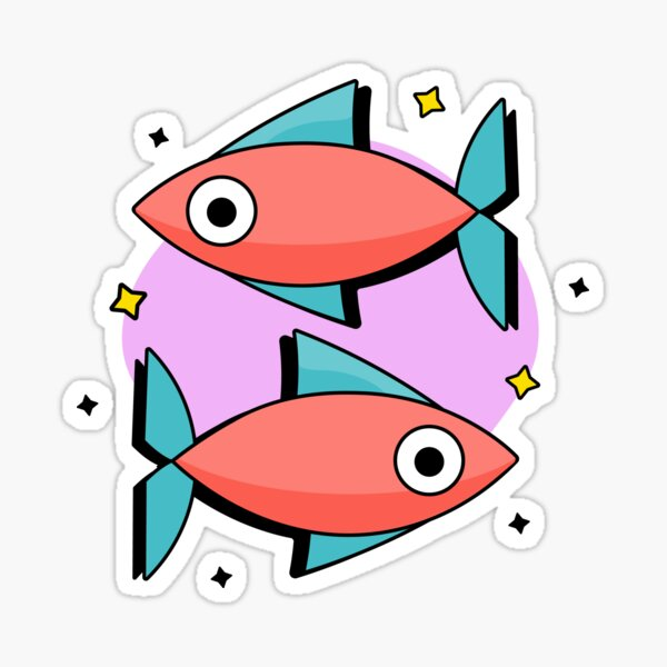 Pisces Sticker