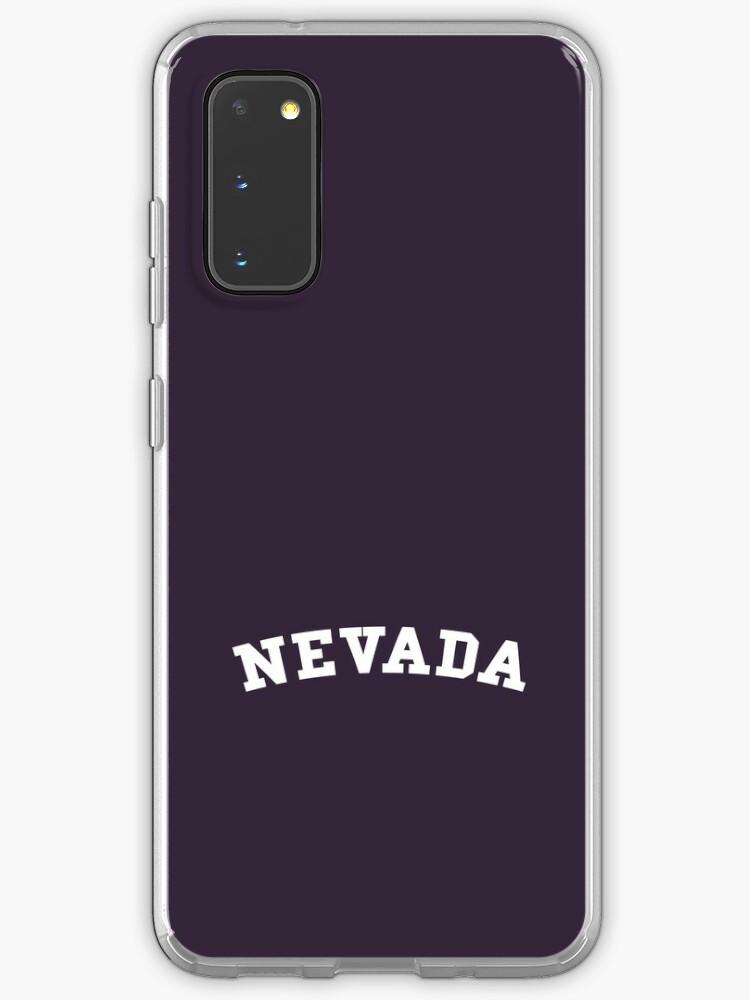 Nevada Nevada Tan Case Skin For Samsung Galaxy By Kaliyuga Redbubble