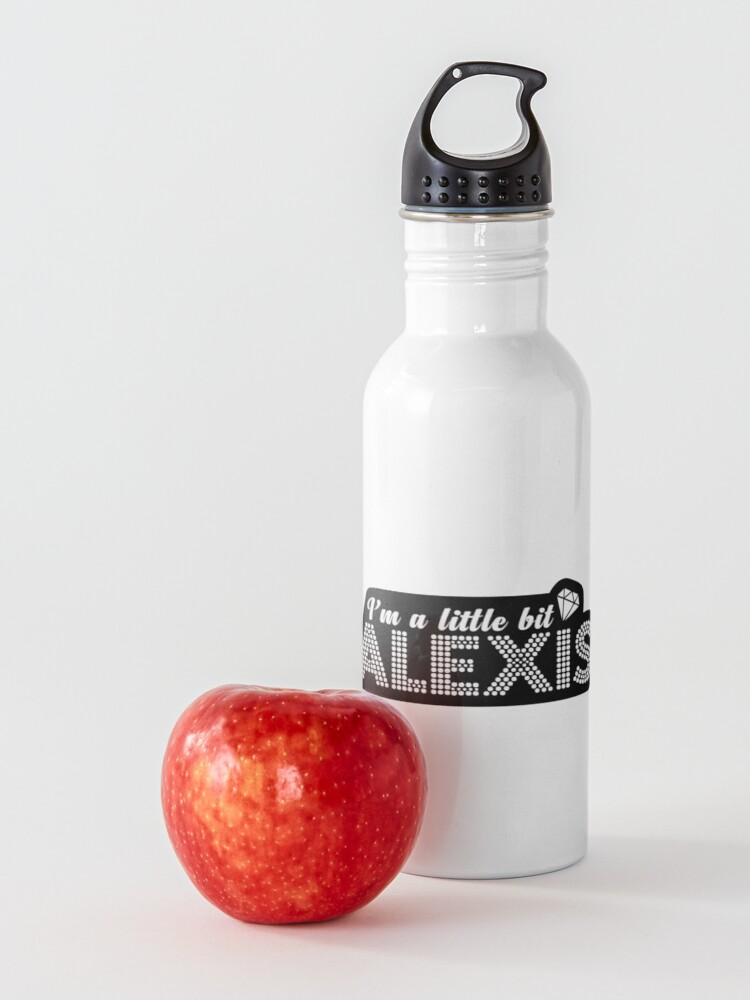 Alternate view of A little bit Alexis Water Bottle