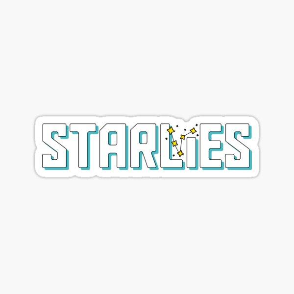 Starlies Horoscopes Sticker