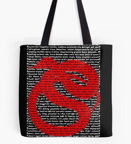 """""""The Year Of The Snake / Serpent"""" Cards Tote Bag"""